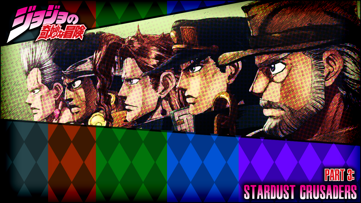 the_stardust_crusaders_by_drstuff-d7easww